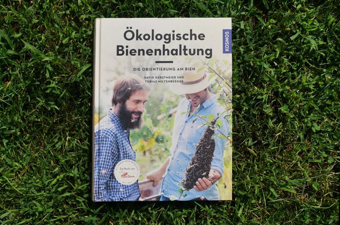 Ökologische Bienenhaltung von David Gerstmeier und Tobias Miltenberger Buchcover in der Wiese
